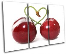 Fruit Cherry Heart Food Kitchen - 13-1178(00B)-TR32-LO